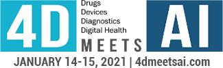 4D Meets AI Logo